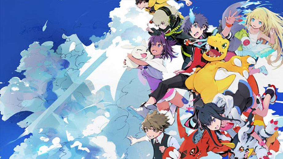 Digimon Survive volta a ser adiado