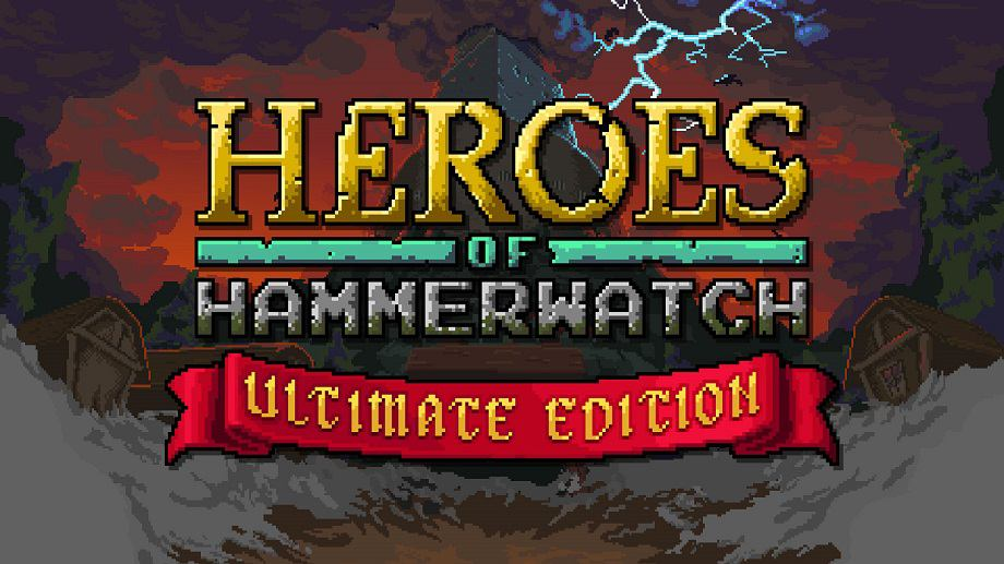 Heroes of Hammerwatch – Ultimate Edition chega à PlayStation 4 em dezembro