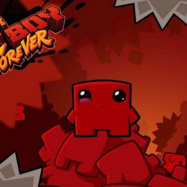 Super Meat Boy Forever chega à Switch e PC ainda antes do natal