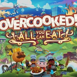 Overcooked! All You Can Eat chega em março à Nintendo Switch, PlayStation 4, Xbox One, e Steam