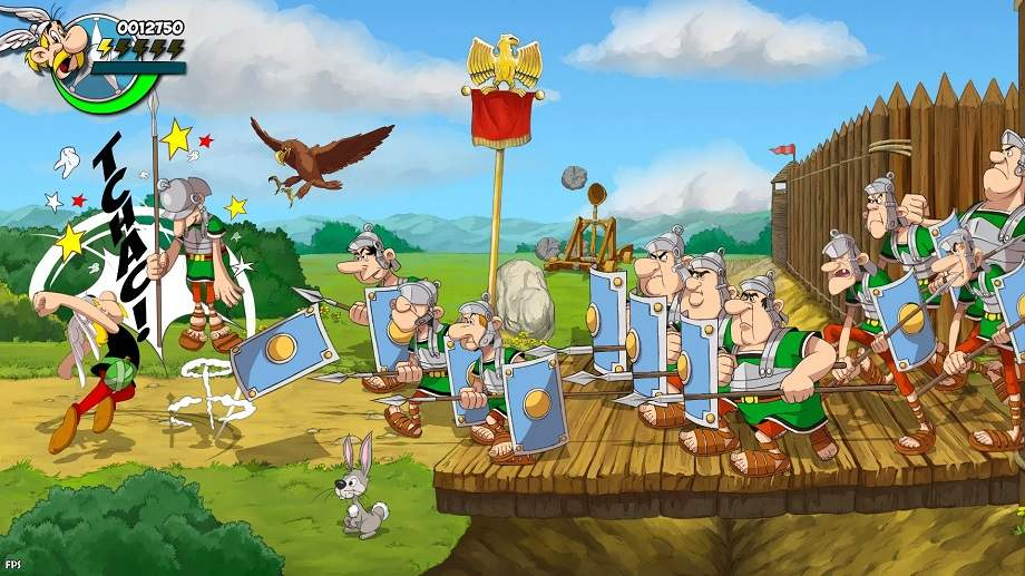 Asterix & Obelix: Slap Them All! anunciado para PC, PS4, Xbox One e Switch