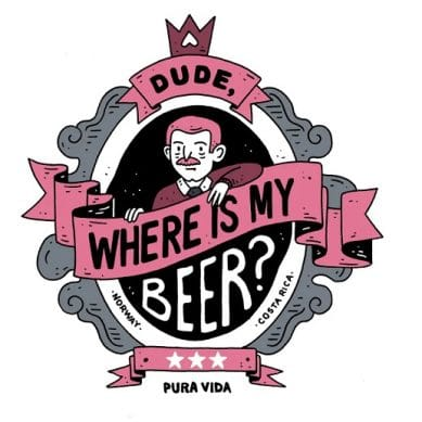 Análise – Dude, Where is My Beer?