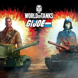G.I. Joe e Cobra enfrentam-se no World of Tanks