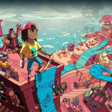 OlliOlli World anunciado par PC e Consolas