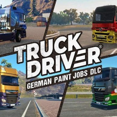 DLC German Paint Jobs chega a Truck Driver