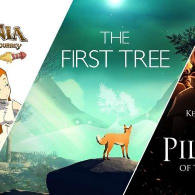 Deponia: The Complete Journey, Ken Follett's The Pillars of the Earth e The First Tree, são as novas ofertas da Epic Games Store