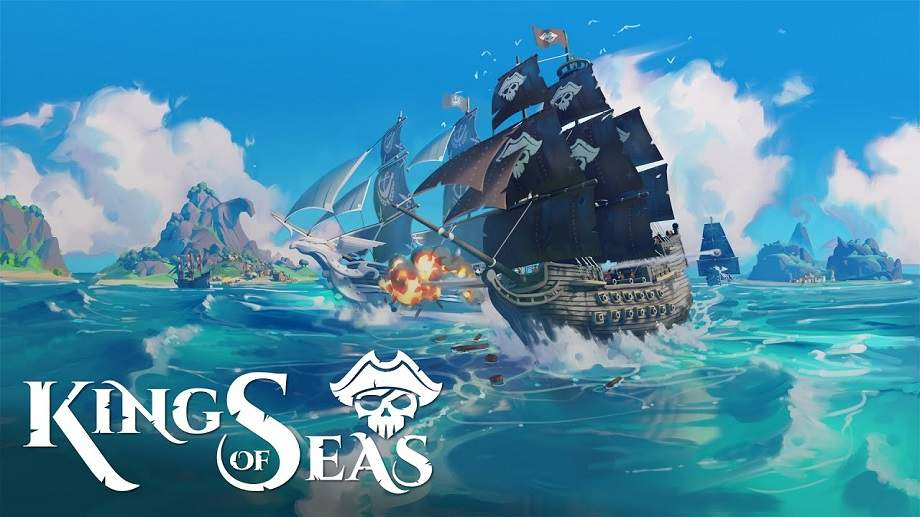 King of Seas chega a 25 de maio ao PC e Consolas