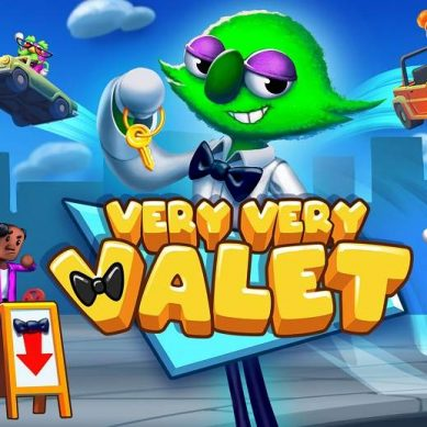 Very Very Valet anunciado para Nintendo Switch